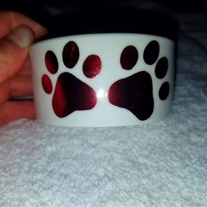 Cat (or small dog) Bowl